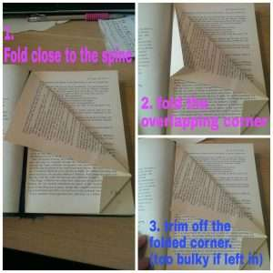 folds that wont go to 90 degrees