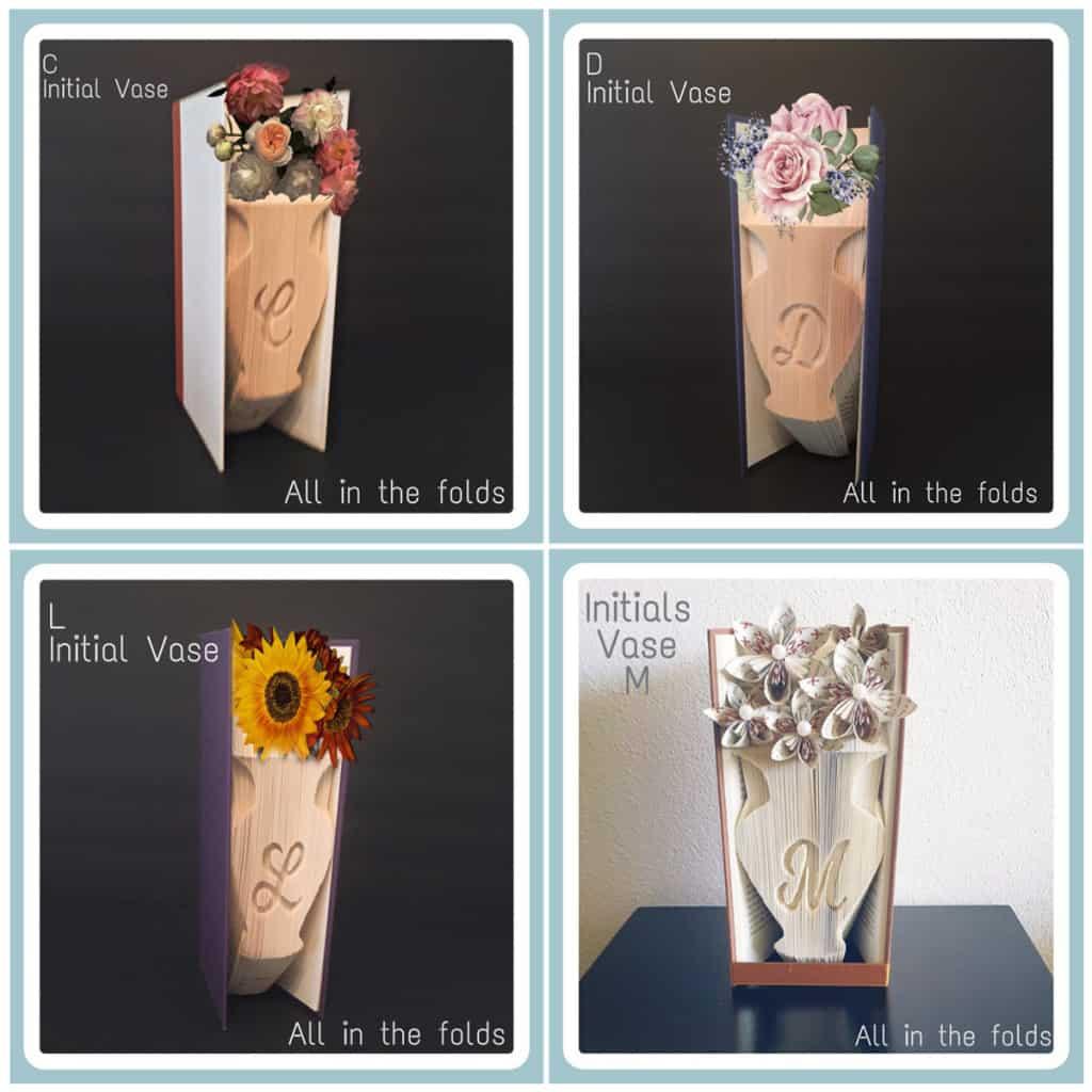 Initial vases CD LM