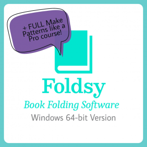 Foldsy 64 bit with full course