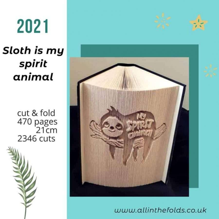 sloth my spirit animal