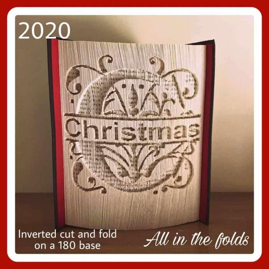 Christmas Lavish monogram
